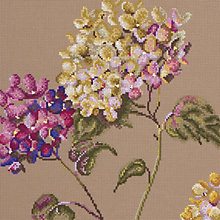 Buy Anchor Hydrangea Cross Stitch Kit Online at johnlewis.com