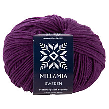 Buy MillaMia Soft Merino Wool Yarn Online at johnlewis.com