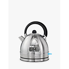 Buy Cuisinart CTK17U Kettle, Silver Online at johnlewis.com