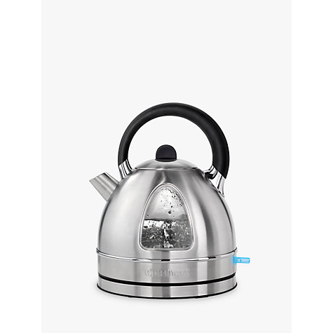 Buy Cuisinart CTK17U Traditional Kettle, Silver Online at johnlewis.com