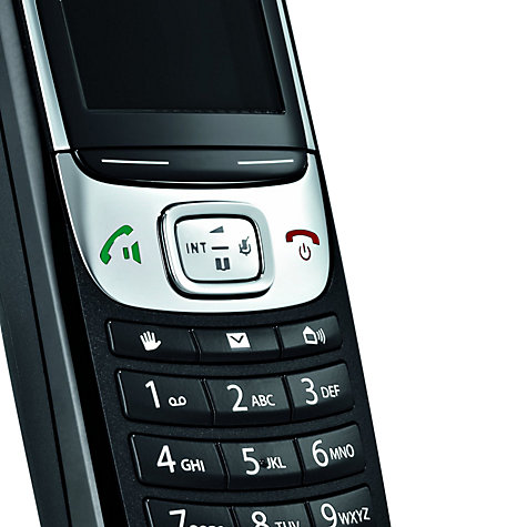 Buy Gigaset C620A Digital Telephone and Answer Machine, Single DECT Online at johnlewis.com