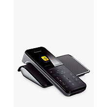 Buy Panasonic KX-PRW120 Premium Digital Telephone and Answering Machine with Smartphone Connect, Single DECT Online at johnlewis.com