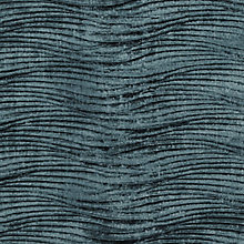 Buy Harlequin Arkona Woven Velvet Fabric, Lapis, Price Band F Online at johnlewis.com