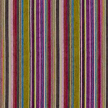 Buy Designer's Guild Asolo Woven Velvet Stripe Fabric, Peony, Price Band G Online at johnlewis.com