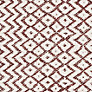Buy Sanderson Cheslyn Woven Motif Fabric, Claret, Price Band F Online at johnlewis.com