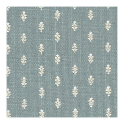 Buy Sanderson Lydham Woven Motif Fabric, Aqua, Price Band F Online at johnlewis.com