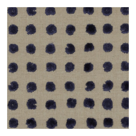 Buy Harlequin Momentum Polka Woven Velvet Fabric, Hyacinth, Price Band G Online at johnlewis.com
