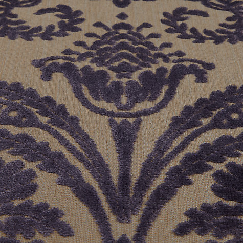 Buy Designer's Guild Ombrione Cut Pile Velvet Fabric, Slate, Price Band G Online at johnlewis.com