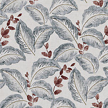 Buy Sanderson Box Hill Woven Print Fabric, Slate/Stone, Price Band F Online at johnlewis.com