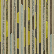Buy Sanderson Kandinsky Woven Velvet Fabric, Aqua/Lime, Price Band G Online at johnlewis.com