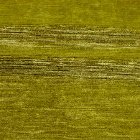 Buy Harlequin Mimosa Woven Velvet Fabric, Lime, Price Band F Online at johnlewis.com