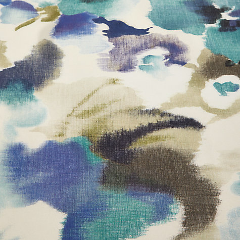 Buy Sanderson Varese Woven Print Fabric, Cobalt, Price Band E Online at johnlewis.com