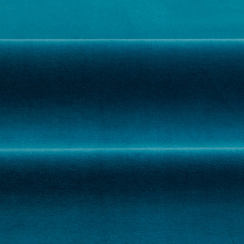Buy Designer's Guild Varese Woven Velvet Fabric, Sea, Price Band G Online at johnlewis.com