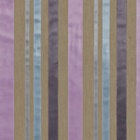 Buy Designer's Guild Trasimeno Woven Velvet Fabric, Heather, Price Band G Online at johnlewis.com