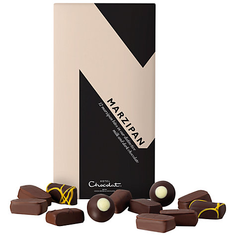 Buy Hotel Chocolat Assorted Marzipan Bites, 100g Online at johnlewis.com