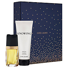 Buy Estée Lauder Essence Of Knowing Eau de Parfum Gift Set with Makeup Artist Collection Online at johnlewis.com