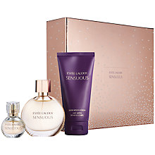 Buy Estée Lauder Sensuous Nude Gift Set 50ml with Makeup Artist Collection Online at johnlewis.com