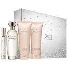 Buy Estée Lauder Pleasures 4 Piece Fragrance Gift Set with Makeup Artist Collection Online at johnlewis.com