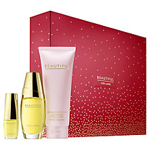Buy Estée Lauder Beautiful To Go Perfume Gift Set with Makeup Artist Collection Online at johnlewis.com