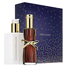Buy Estée Lauder Youth Dew Winter Luxe Fragrance Gift Set with Makeup Artist Collection Online at johnlewis.com
