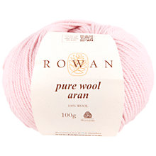Buy Rowan Pure Wool Aran Yarn, 100g Online at johnlewis.com