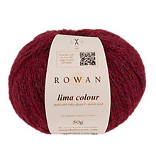 Buy Rowan Lima Colour Yarn, 50g Online at johnlewis.com