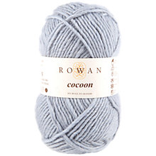 Buy Rowan Cocoon Mohair Chunky Yarn, 100g Online at johnlewis.com