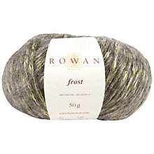 Buy Rowan Frost Yarn, 50g Online at johnlewis.com