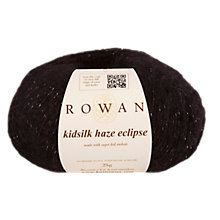 Buy Rowan Kidsilk Haze Eclipse Fine Yarn, 25g Online at johnlewis.com