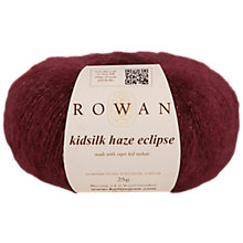Buy Rowan Kidsilk Haze Eclipse Yarn Online at johnlewis.com