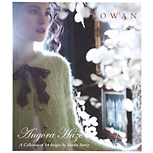 Buy Rowan Angora Haze Knitting Pattern Book Online at johnlewis.com