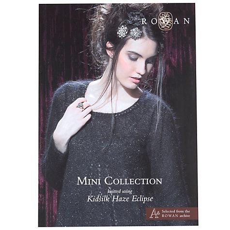 Buy Rowan Kidsilk Haze Eclipse Mini Collection Knitting Patterns