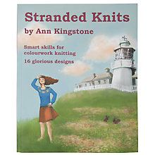 Buy Stranded Knits: Smart Skills For Colourwork Knitting Online at johnlewis.com