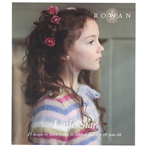 Buy Rowan Little Star Knitting Pattern Book Online at johnlewis.com