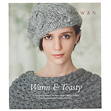 Buy Rowan Warm And Toasty Knitting Pattern Book Online at johnlewis.com