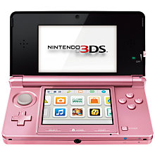 Buy Nintendo 3DS Console Online at johnlewis.com