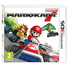 Buy Mario Kart 7, 3DS Online at johnlewis.com