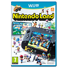 Buy Nintendoland, Wii U Online at johnlewis.com