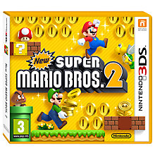 Buy New Super Mario Bros. 2, 3DS Online at johnlewis.com