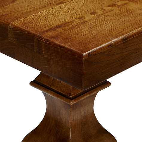 Buy Frank Hudson Oak Refectory Bench Online at johnlewis.com