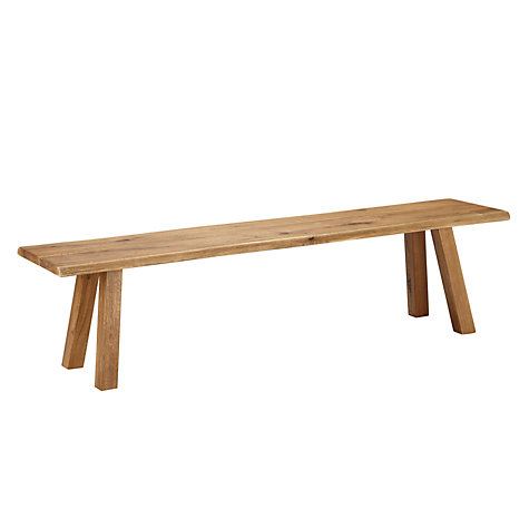 Buy John Lewis Croft Collection Glendale Bench Online at johnlewis.com