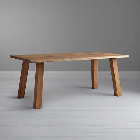 Buy John Lewis Croft Collection Glendale 6 Seater Dining Table Online at johnlewis.com