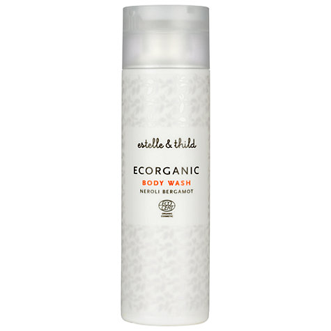 Buy Estelle & Thild Bergamot Body Wash, 200ml Online at johnlewis.com
