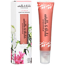 Buy Estelle & Thild Very Berry Lip Balm, 30ml Online at johnlewis.com