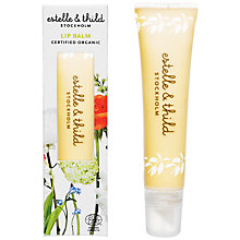 Buy Estelle & Thild Natural Lip Balm, 30ml Online at johnlewis.com