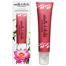 Buy Estelle & Thild Raspberry Pink Lip Balm, 30ml Online at johnlewis.com