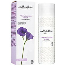 Buy Estelle & Thild Violet Firming Lotion, 200ml Online at johnlewis.com