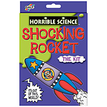 Buy Horrible Science Shocking Rocket Online at johnlewis.com