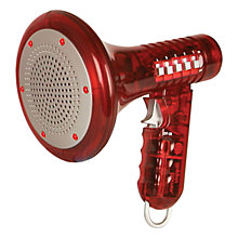 Buy Voice Changer Megaphone, Assorted Colours Online at johnlewis.com