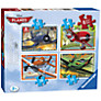Disney Planes 4 In a Box Puzzles